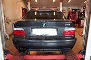 Bmw E36 M3 Rearlights Brakes 03