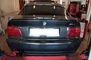 Bmw E36 M3 Rearlights Brakes 05