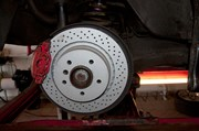 Bmw E36 M3 Rearlights Brakes 06