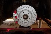 Bmw E36 M3 Rearlights Brakes 08