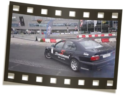 Bmw E39 M5 Schmiedmann Netherlands Dritteam Video