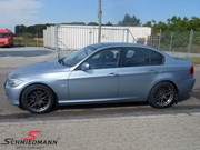 Bmw E90 320D Apex Rims 01