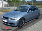 Bmw E90 320D Apex Rims 08