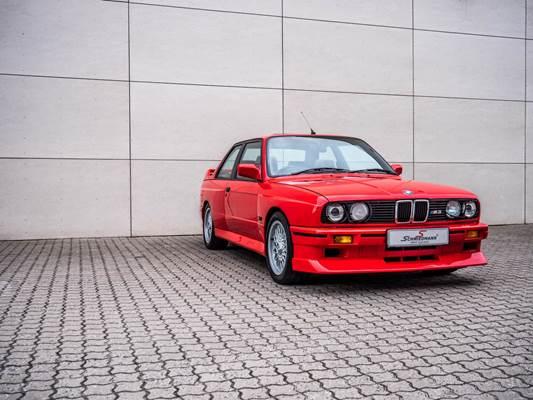 BMW M3 EVO2 E30