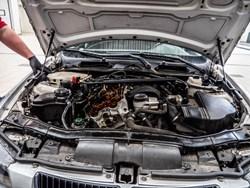 BMW E90 N46 Engine Bay