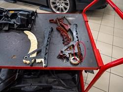 BMW E90 N46 Kaedestrammer Chain Tensioner