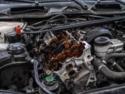 BMW E90 N46 Engine