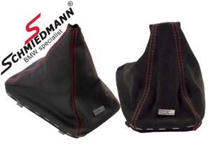 Schmiedmann Gear Lever Cover Logo