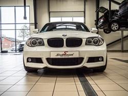 BMW E82 123D Front Bumper