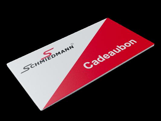 Schmiedmann-cadeaubon