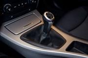 Bmw E90 320D Gear Light Chrom Radio Button 02