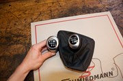 Bmw E90 320D Gear Light Chrom Radio Button 06