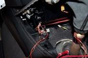 Bmw E90 320D Gear Light Chrom Radio Button 08