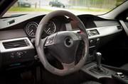 Bmw E60 Schmiedmann Flat Bottom Steering Wheel 01
