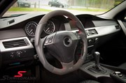 Bmw E60 Schmiedmann Flat Bottom Steering Wheel 01