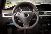 Bmw E60 Schmiedmann Flat Bottom Steering Wheel 02