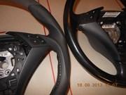 Bmw E60 Schmiedmann Flat Bottom Steering Wheel 06