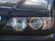 Bmw X5 30D Headlights Upgrade 04