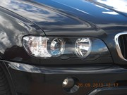 Bmw X5 30D Headlights Upgrade 05