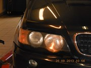 Bmw X5 30D Headlights Upgrade 09