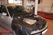 Bmw E46 Carbon Evo Hood01