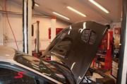 Bmw E46 Carbon Evo Hood06