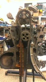 Bmw S38 Rebuild 10