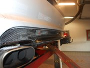 Bmw E46 Carbon Rear Insert Wide Fender Lists 01