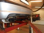 Bmw E46 Carbon Rear Insert Wide Fender Lists 02