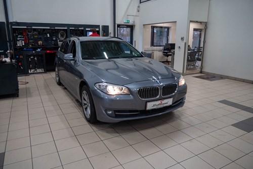 BMW F11 520D Faerdig 4