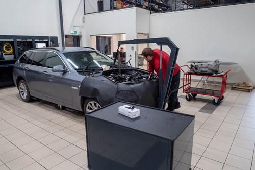 BMW F11 520D Motorskift 6