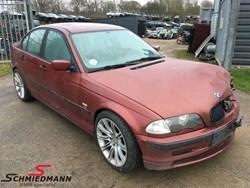 BMW E46 Sedan Roed