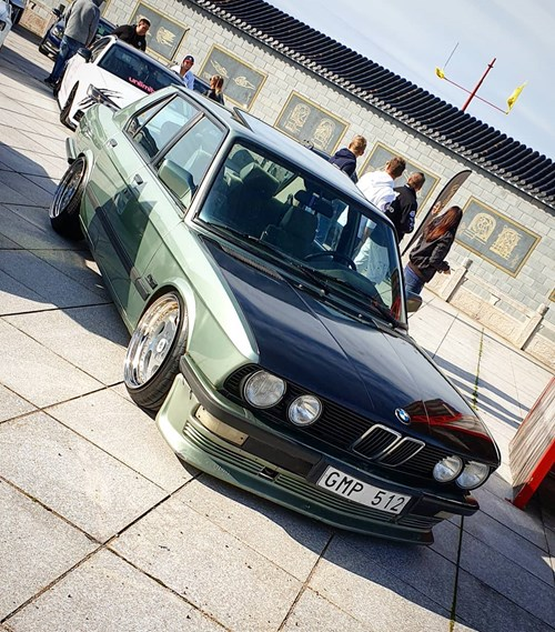 20200125 BMW E28 Mathildahagglof