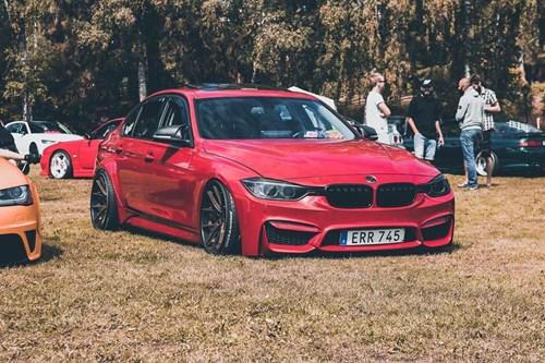 20200203 BMW F30 Static F30