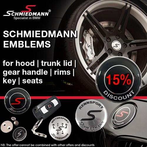 Schmiedmann Emblemer 15 EN