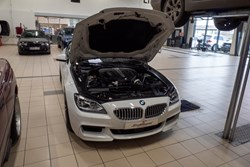 BMW F12 650IX 10
