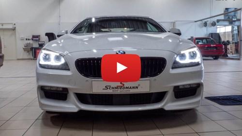 BMW F12 650IX Nyrer
