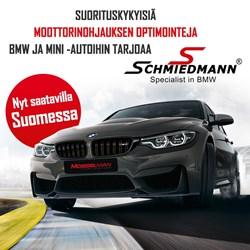 Schmiedmann Finland Mosselman