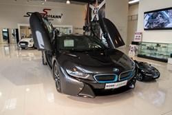BMW I8 22