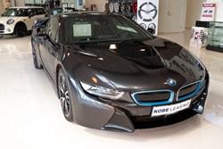 BMW I8 44