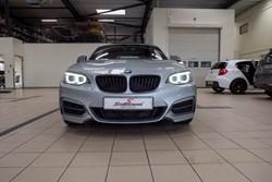 BMW F22 Eisenmann Udstoedning 46