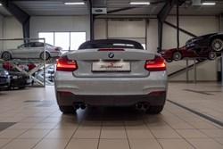BMW F22 Eisenmann Udstoedning 58