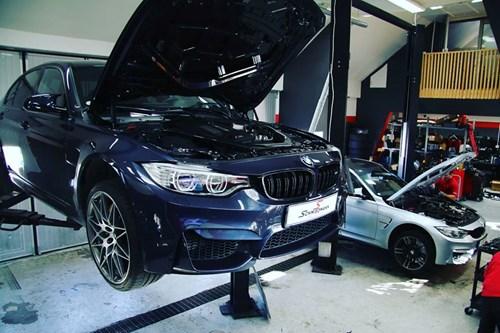 BMW M3 F80 30 Jahre Edition