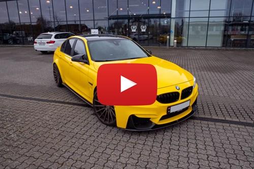 BMW F80 M3 Yt