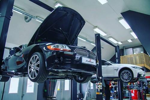 BMW Z4 Schmiedmann Sverige 2