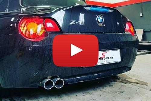 BMW Z4 Schmiedmann Sverige Yt