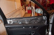 Bmw E46 Carbon Styling Fenders With Grills Angel Eyes 13