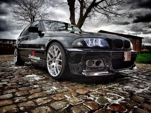 20200216 BMW E46 Csworkz
