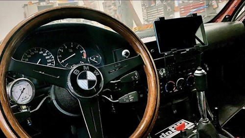 20200218 BMW E34 540 Turbo Karlemilandreas