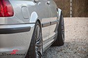 Bmw E46 Carbon Styling Fenders With Grills Angel Eyes 25